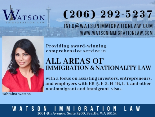 Watson Immigration Law Llc Indian Attorneys
