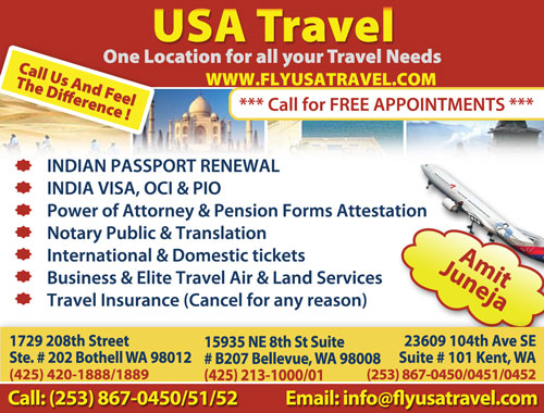 Indian Travel Agencies Bay Area