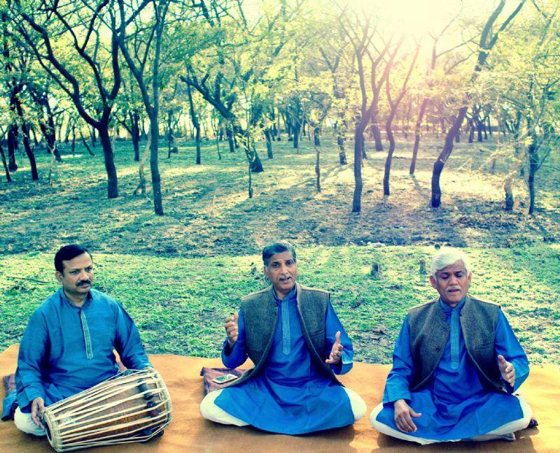 Parama Swara: A Dhrupad Concert By Padmashri Gundecha Brothers