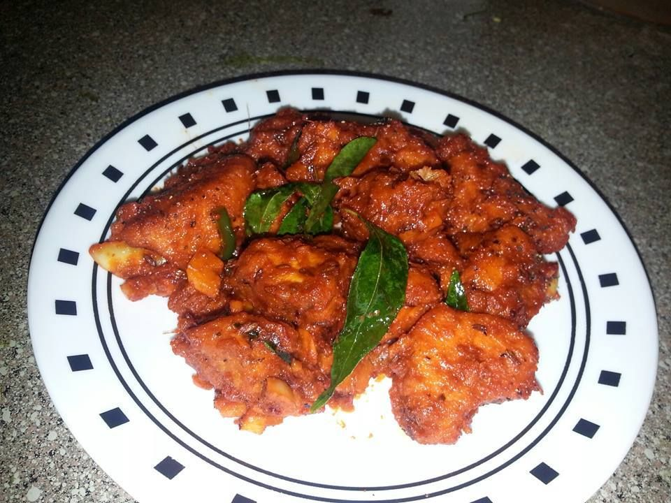 Indian chicken leg dishes