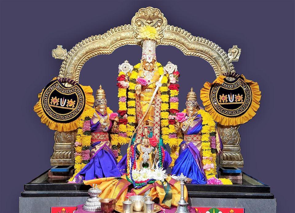 Samoohika Vishnu Sahasranama Parayana