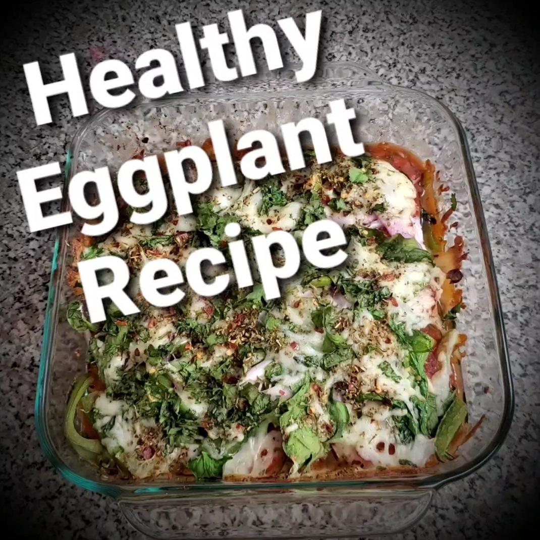 Egg Plant Receipe