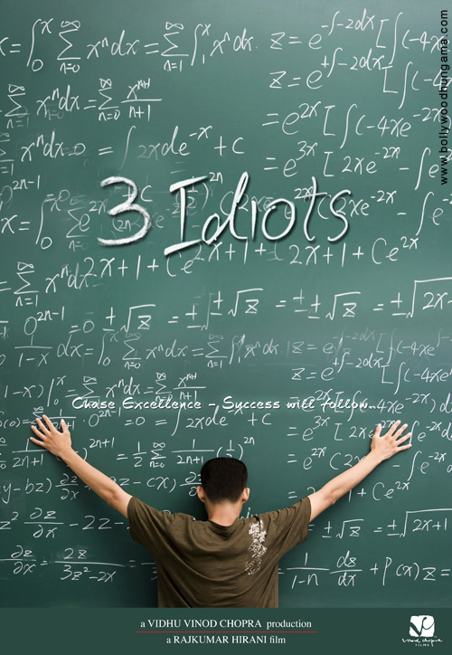 3 Idiots San Antonio Hindi Movie Reviews News Articles At Indian