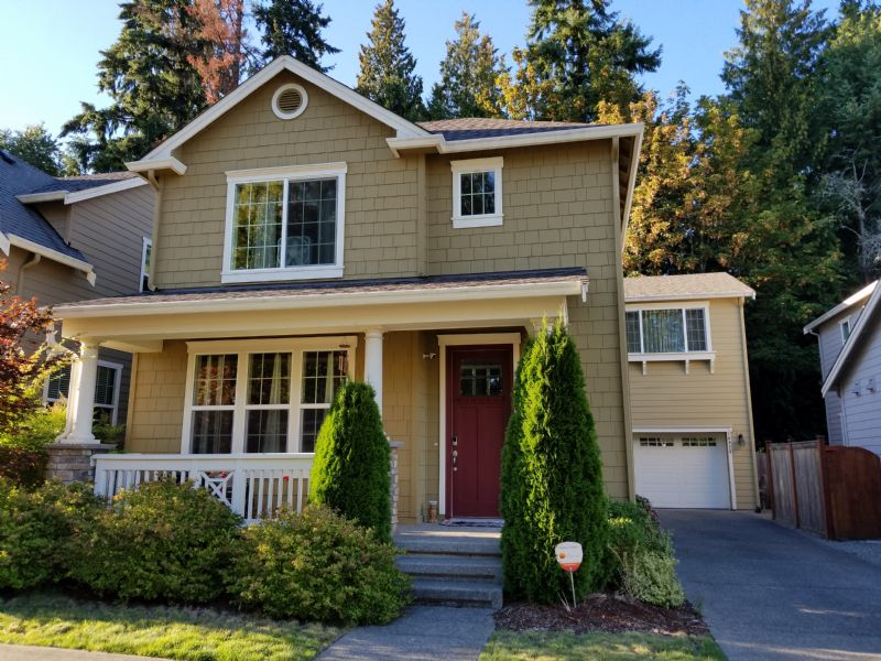 Rent A Beautiful 4br Single Family Home In Redmond
