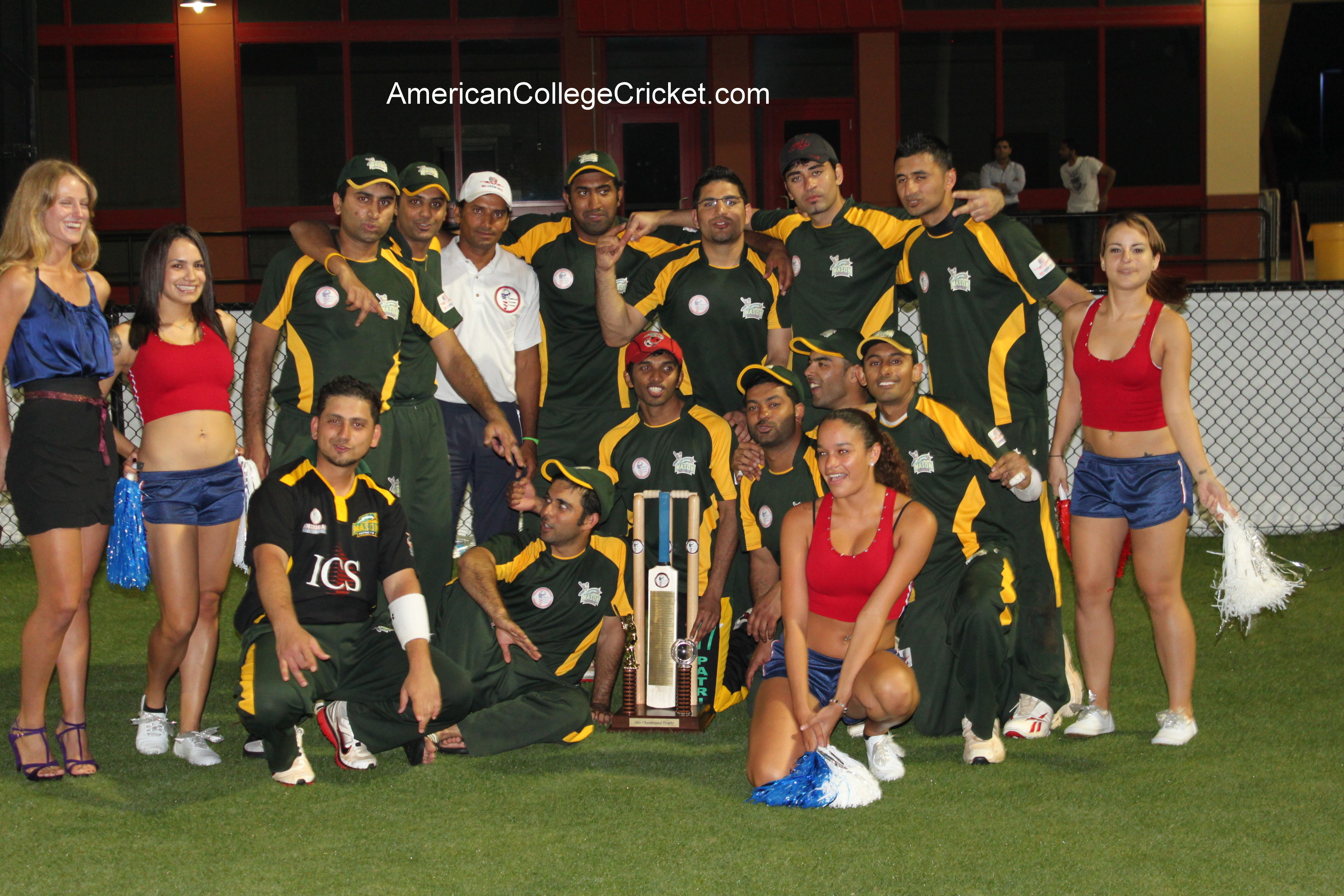 Aprils Top College Cricket Teams By Lloyd Jodah And Other