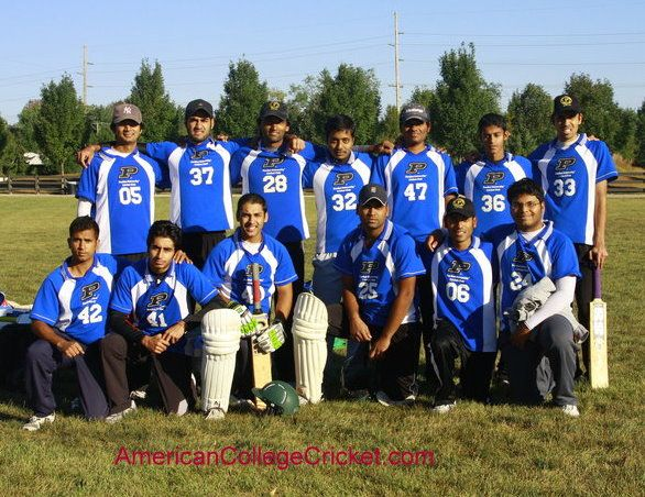 Teams Set For American College Cricket Miidwest Championship