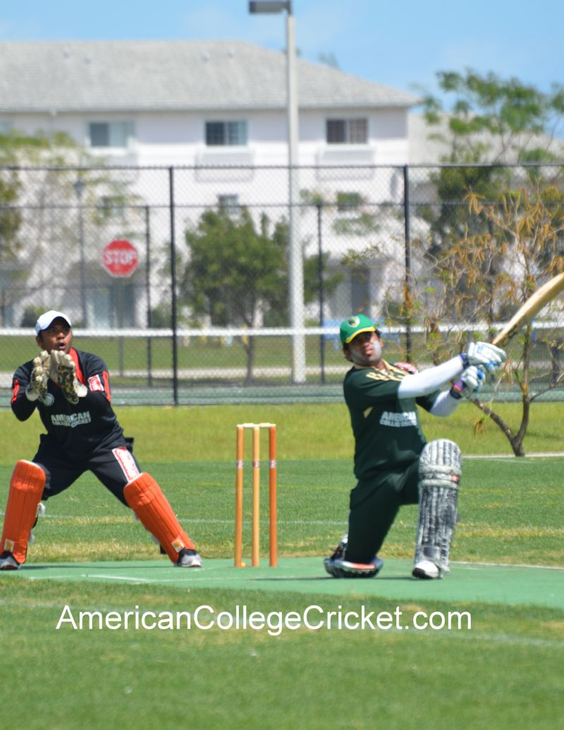 American College Cricket Final Four Usf Vs York University