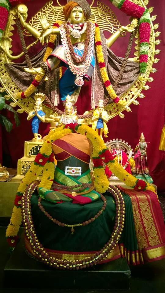 Karthika Somavaram Rudra Abhishekam by Nithyanandeshwara