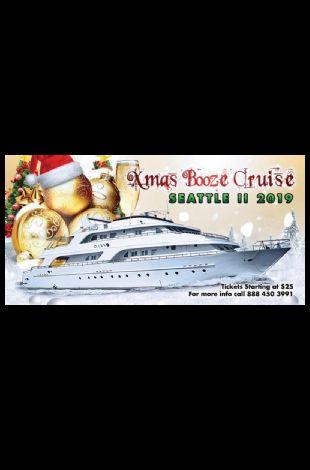 Xmas Booze Cruise Seattle III 2019