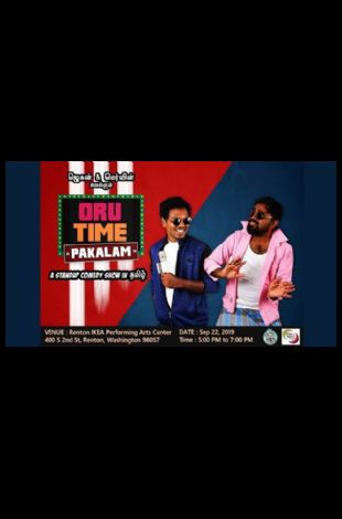 Seattle - Oru Time Pakalam Musical stand up comedy show