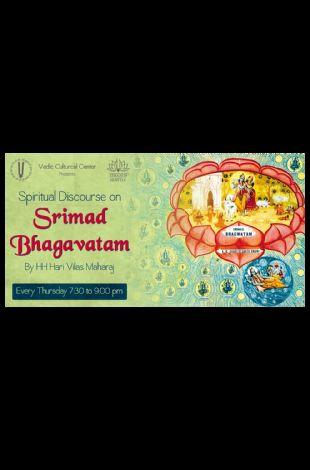 Srimad Bhagavatam Class by HH Hari Vilas Maharaj