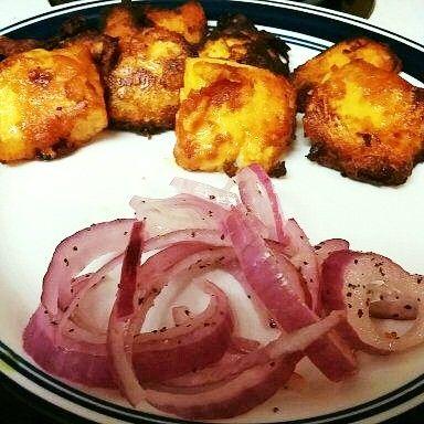 Pan Fried Tilapia Fish(indian flavor)
