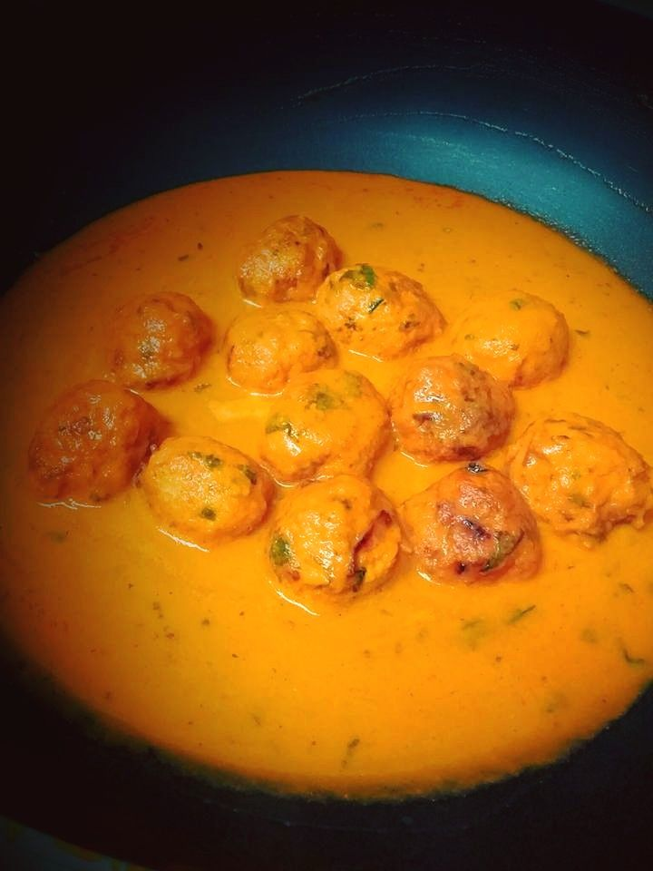 Makhani Chicken Kofta